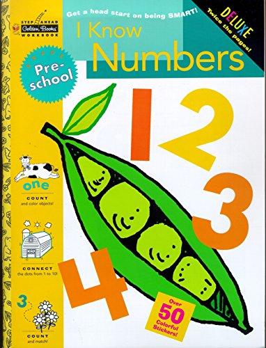 9780307036711: I Know Numbers (Preschool) (Step Ahead)