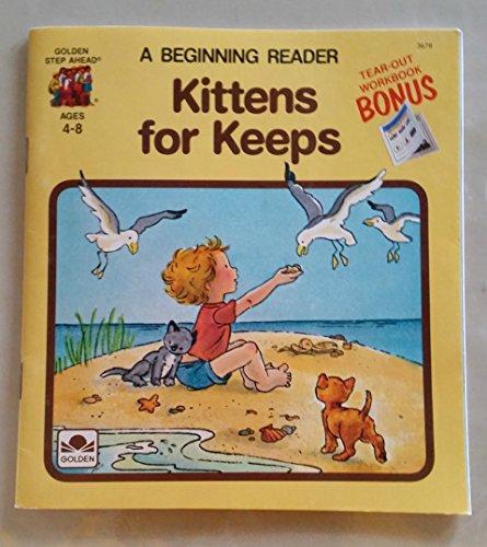 Kittens For Keeps: Golden Books