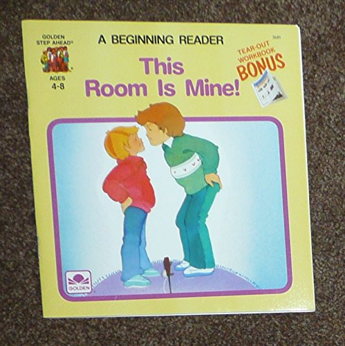 9780307036810: This Room Is Mine (Beginning Readers)