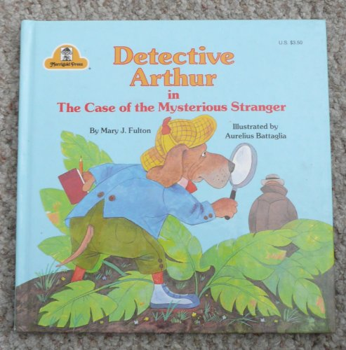 9780307039248: Detective Arthur in The Case of the Mysterious Stranger
