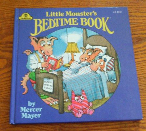 9780307039361: Little Monster's Bedtime Book