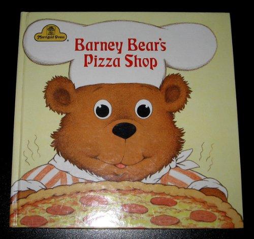 9780307039446: Barney Bear's pizza shop