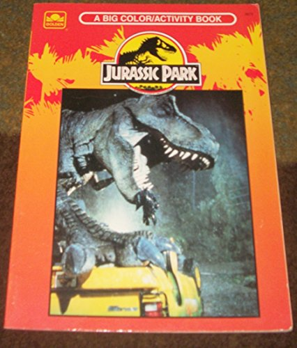 Jurassic Park (The Colouring Books) (Bk. 1): Golden Books