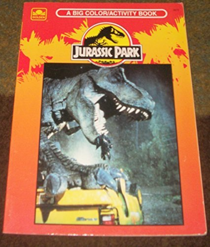 Jurassic Park (The Colouring Books) (Bk. 1): Golden Books