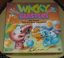 9780307042569: Wacky Blasters Game