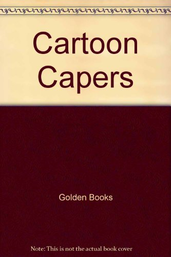 9780307045126: Cartoon Capers (Frame-Tray Puzzle)