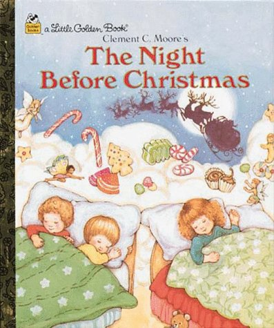 9780307045508: The Night Before Christmas (Little Golden Book)