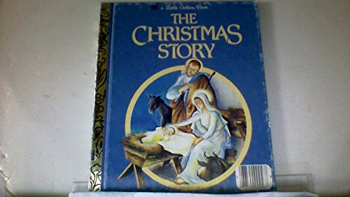 The Christmas Story (A Little Golden Book): Werner, Jane, Wilkin, Eloise