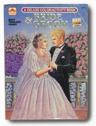 9780307055255: Bride & Groom (Special Edition Coloring Book)
