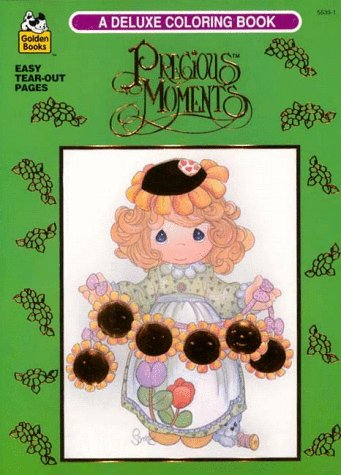 9780307055392: Precious Moments (Special Edition Coloring Book)