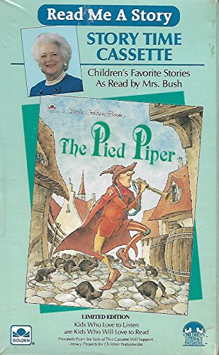 9780307058812: The Pied Piper Barbara Bush St (Read Me a Story-Story Time Cassette)