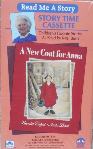 9780307058836: A New Coat For Anna-B. Bush St (Read Me a Story-story Time Cassette)