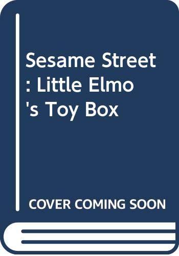 9780307060389: Sesame Street: Little Elmo's Toy Box (Baby's first book)