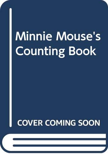 9780307060426: Minnie Mouse's Counting Book
