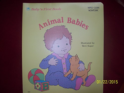 9780307060563: Animal Babies (Deluxe Baby's First Books)