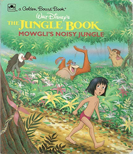 9780307060761: Mowgli's Noisy Jungle