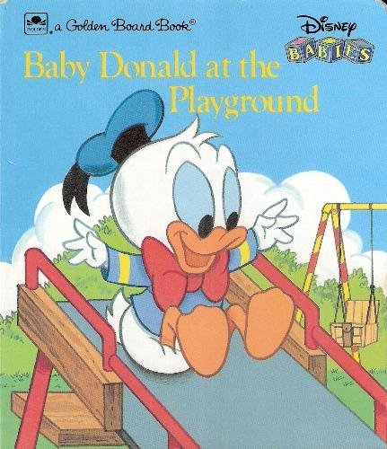 Baby Donald at the Playground: Disney Babies