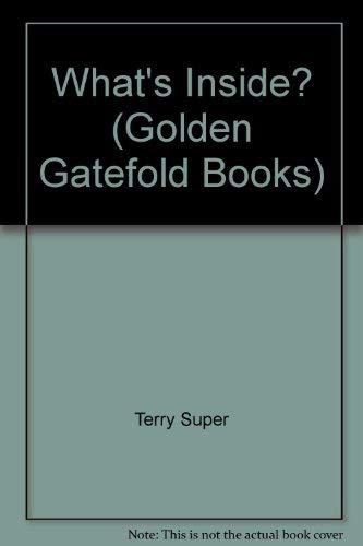 Whats inside? (A Gatefold book) (030706221X) by Super, Terri