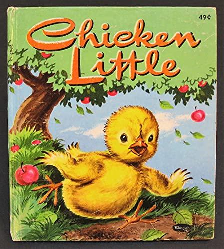 9780307070227: CHICKEN LITTLE Golden Tell-A-Tale Book 2641