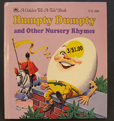 9780307070258: Humpty Dumpty and other Nursery Rhymes