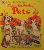 My Little Book of PETS: Jan Sukus /