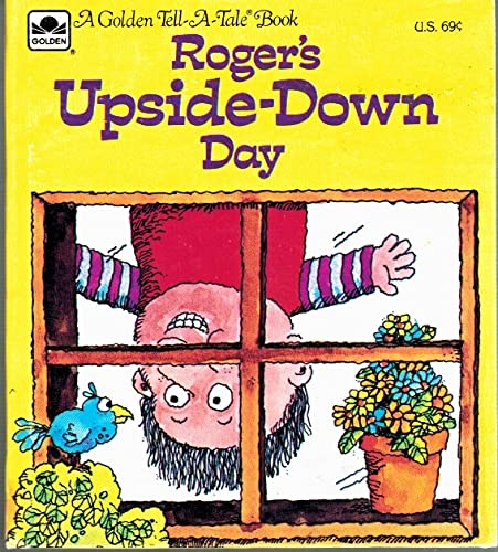 Roger's Upside-Down Day (030707045X) by Betty Ren Wright