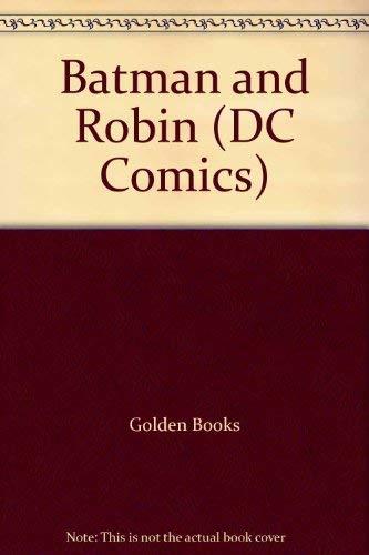 Batman and Robin (DC Comics): Golden Books; Western, Golden