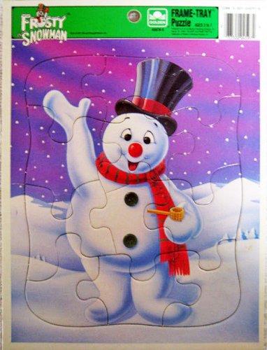 9780307082497: Frosty (Frame-Tray Puzzle)
