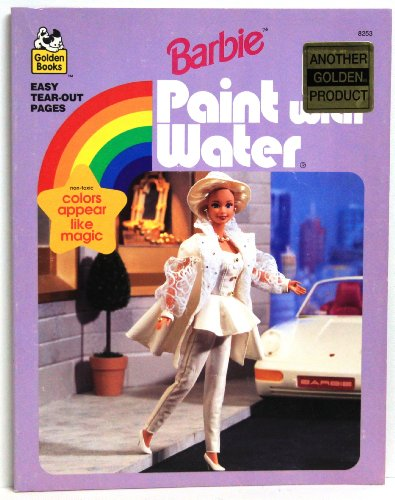 9780307082534: Barbie (Paint with Water)