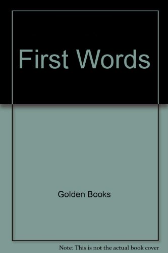 9780307084453: First Words