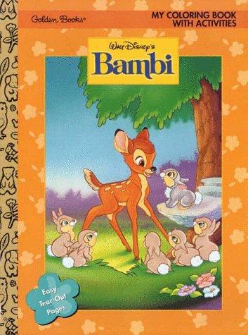 Walt Disneys Coloring Book
