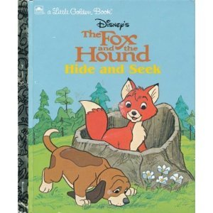 FOX AND THE HOUND, T: Golden Books