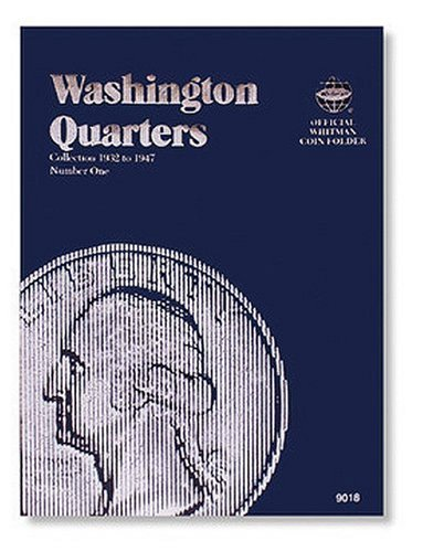 9780307090188: Washington Quarter Folder 1932-1947 (Official Whitman Coin Folder)