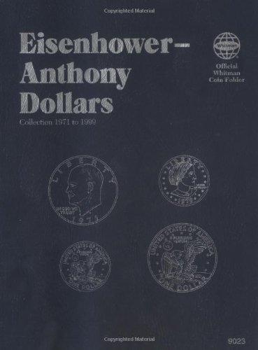 9780307090232: Eisenhower - Anthony: Dollars (Official Whitman Coin Folder)