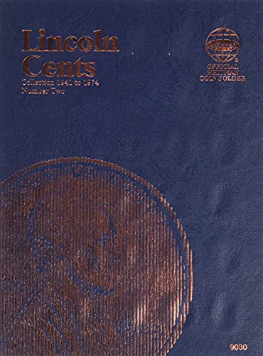 9780307090300: Lincoln Cents: Collection 1941 to 1974/Number 2/9030 (Official Whitman Coin Folder)