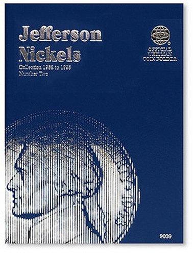 9780307090393: Jefferson Nickels Folder 1962-1995 (Official Whitman Coin Folder)