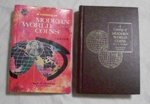 9780307090539: A Catalog of Modern World Coins: 1850 - 1950