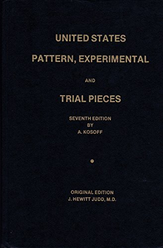 United States pattern, experimental, and trial pieces: J. Hewitt Judd