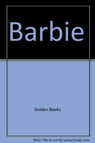 Barbie: Winter Holiday (Activity Book): Golden Books