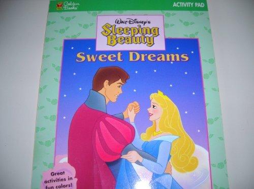 Sleeping Beauty Activity Pad: Golden Books