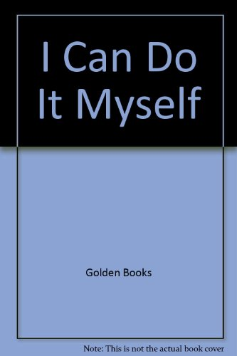 9780307093325: I Can Do It Myself (Sesame Street Babies)