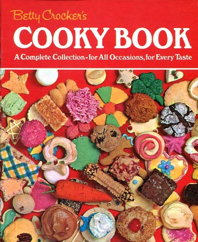 Betty Crocker's Cooky Book: Crocker, Betty