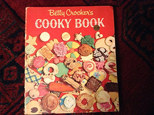 9780307096432: Betty Crocker's COOKY Cookbook by Unknown (1974) Spiral-bound