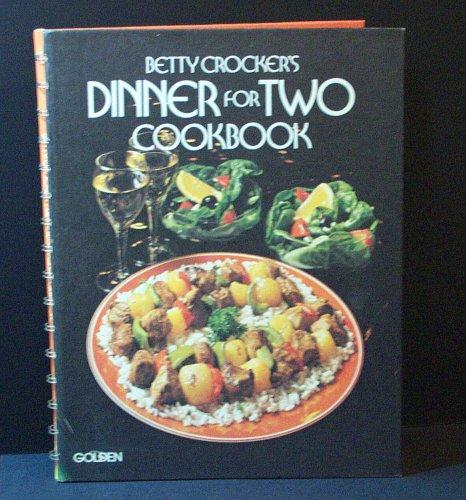 9780307096463: Betty Crocker's Dinner for Two Cookbook