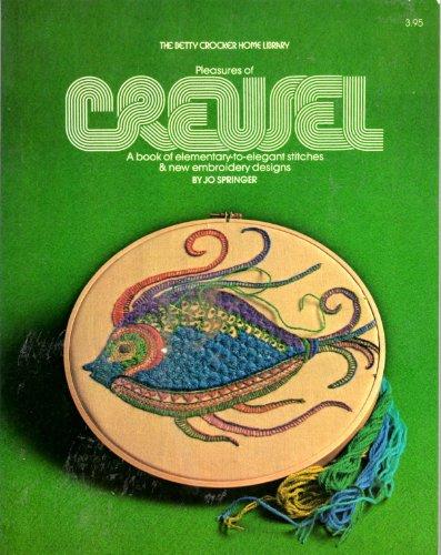 Pleasures of Crewel: J. Springer