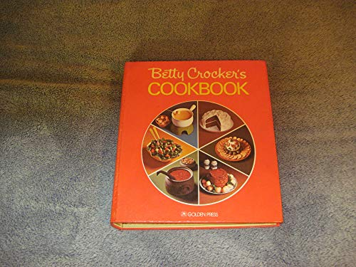 9780307098016: Betty Crocker's Cookbook (5-Ring Binder)