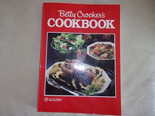 9780307098146: Betty Crocker's Cookbook