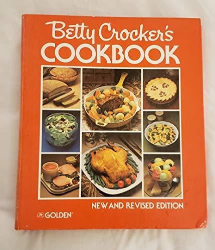 Betty Crocker's Cookbook: New and Revised Edition: Betty Crocker