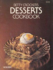 9780307099167: Betty Crocker's desserts cookbook