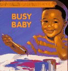 9780307100030: Busy Baby (Golden Super Shape Book)